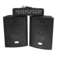 Gig Rig Performer 200W PA Package
