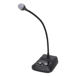 Gooseneck Dynamic Paging Microphone