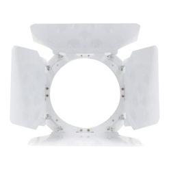 Intense Barn Door / Gel Frame (White)