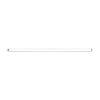 Pipe and Drape 1.3m - 2.1m Horizontal Cross Bar, White