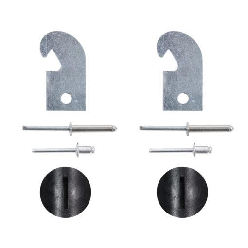 Pipe and Drape Cross Bar End Repair Kit