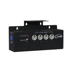 PowerCON/IEC splitter