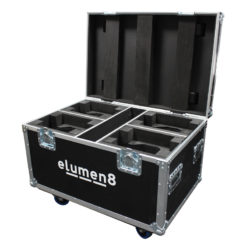 Quad 1RE Beam Flight Case