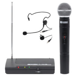 RM 05 VHF Radio Microphone System MKII (175.0Mhz)