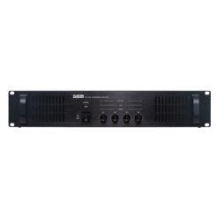 SL 4120 100V 4 x 120W Slave Amplifier