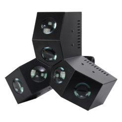 Six Shooter MKII 24 x 3W LED DMX Effect