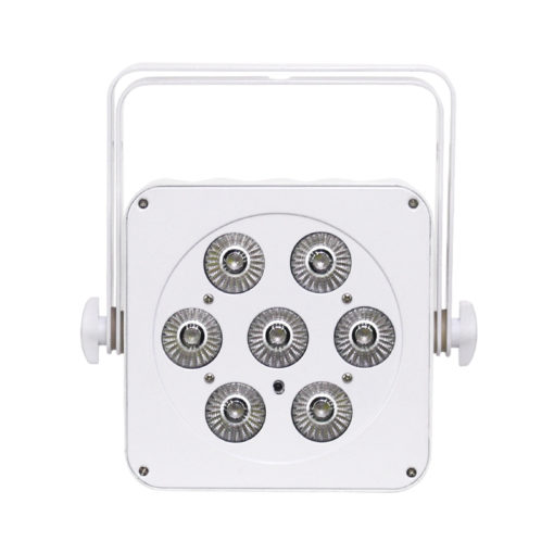 Slimline 7Q5 RGBA (White Housing)