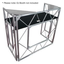 Truss Booth Shelf Kit (Pair)