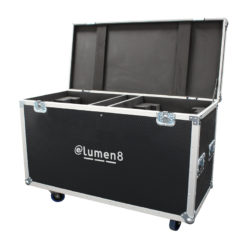Twin 16R Zoom Profile Flight Case