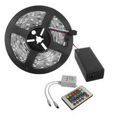 Visio Tri Colour 5m LED Tape Install Kit