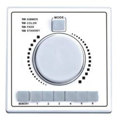 Visio Wall Dimmer IV