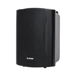 WPS 25 Black 8 Ohm Weatherproof Speakers (Pair)