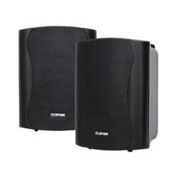 WPS 35 Black 8 Ohm Weatherproof Speakers (Pair)