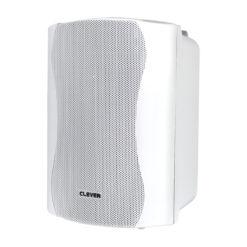 WPS 35 White 8 Ohm Weatherproof Speakers (Pair)