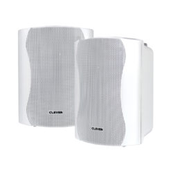 WPS 35T White 100V Weatherproof Speakers (Pair)