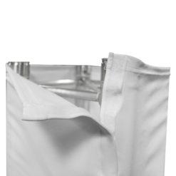 White 25.0m Quad Truss Sleeve/Sock