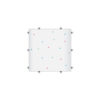 White RGB Starlit 2ft x 2ft Dance Floor Panel (4 sided)