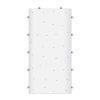 White RGB Starlit 2ft x 4ft Dance Floor Panel