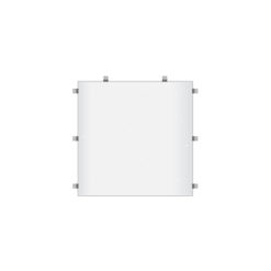 White Starlit 2ft x 2ft Dance Floor Panel (3 sided)