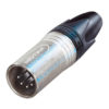 XLR 5-Pin Male Cable Connector NC5MXX