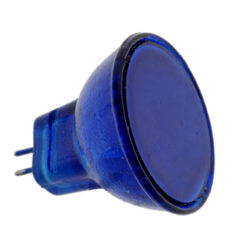 Xenpow MR 11 12V 20W Blue Flame Lamp