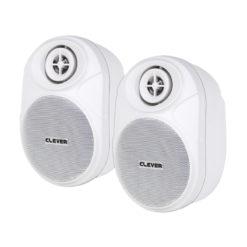 BGS 20T White 100V Speakers (Pair)