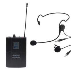 DTM 600BP Add On Beltpack Kit (606.0Mhz-614.0Mhz)