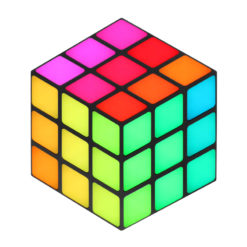 Rubix RGB 3D Panel