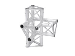 ALUTRUSS TRISYSTEM PAC-45 corner 4-way / l+h