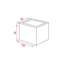 Burgos-S Square single