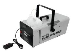 EUROLITE Foam 1500 MK2 Foam Machine