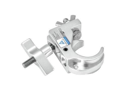 EUROLITE TH35-75 Theatre Clamp silver
