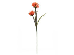 EUROPALMS Dahlia (EVA), orange, 100cm