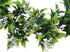 EUROPALMS Jasmin Wreath, 30cm