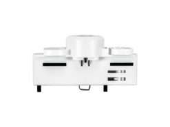 EUTRAC Multi adapter, 3 phases, white