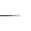 HELUKABEL Speaker cable 2x1.5 100m bk FRNC