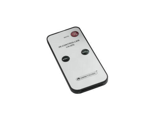 OMNITRONIC L-125 Remote control