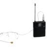 RELACART UT-200 Bodypack with HM-800S Headset
