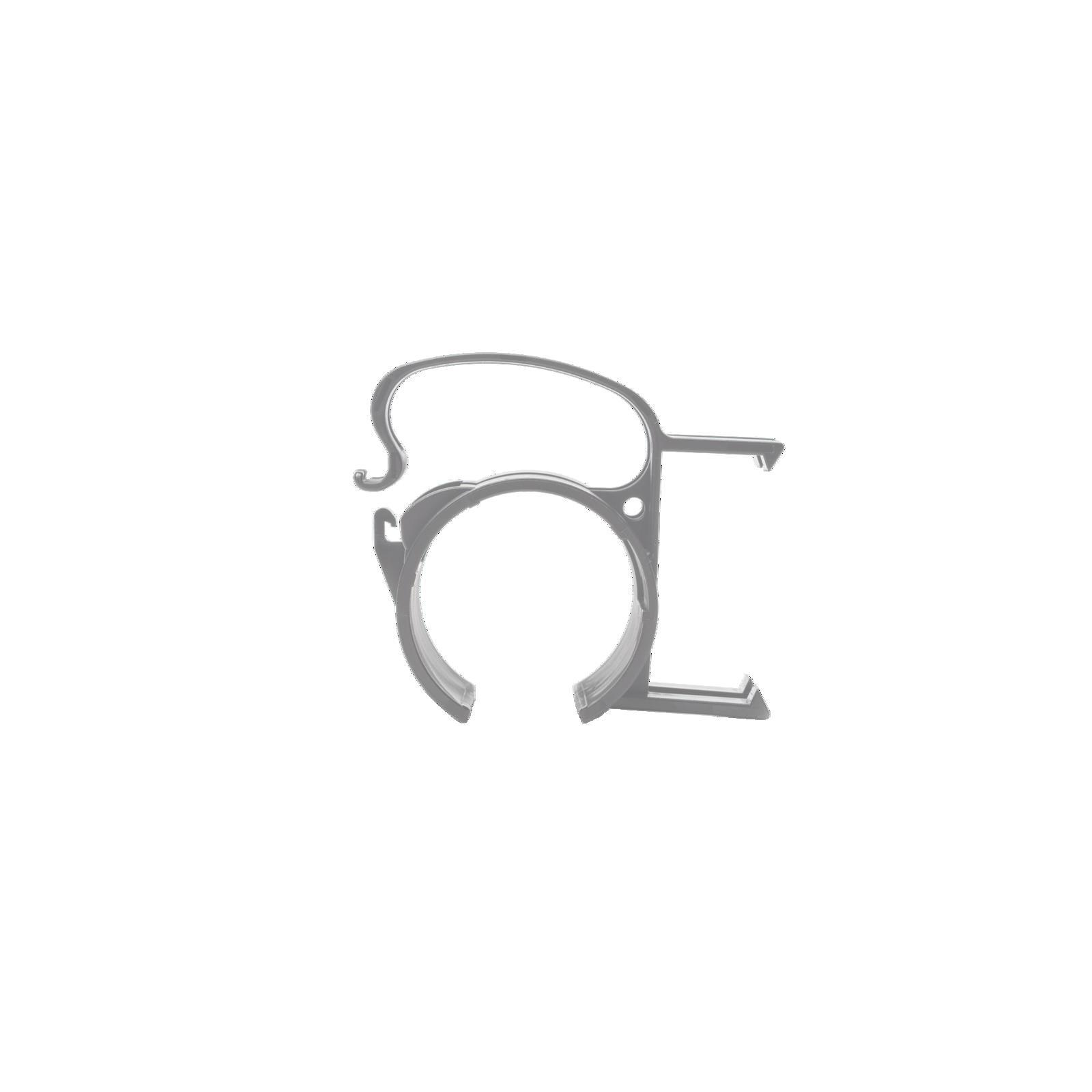 SNAP Mounting clamp silver 4x