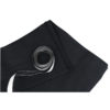 Skirt for Stage-elements 6 m (P) - 20 cm (H), Nero