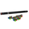 TCM FX Handheld Streamer Cannon 80cm, multicolor metallic