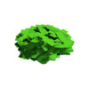 TCM FX Metallic Confetti rectangular 55x18mm, green, 1kg