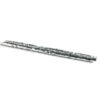 TCM FX Metallic Streamers 5mx0.85cm, silver, 100x