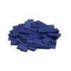 TCM FX Slowfall Confetti rectangular 55x18mm, dark blue, 1kg