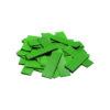 TCM FX Slowfall Confetti rectangular 55x18mm, dark green, 1kg
