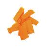 TCM FX Slowfall Confetti rectangular 55x18mm, neon-orange, uv ac