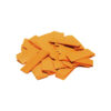 TCM FX Slowfall Confetti rectangular 55x18mm, orange, 1kg