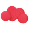 TCM FX Slowfall Confetti round 55x55mm, red, 1kg