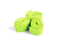 TCM FX Slowfall Streamers 10mx1.5cm, light green, 32x