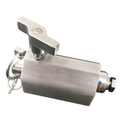28mm Spigot and Receiver (Accepts Half Coupler)